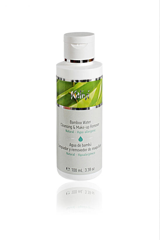 Make-up remover Cleansing  Bamboo Water