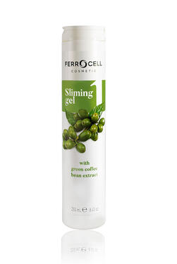 Anticelut Slimming Gel - Green coffee